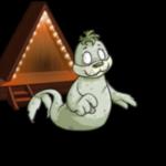 Premium Collectible: Light Up Rustic Background Item