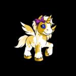 Fancy Purple Hair Bow