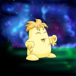 Infinitely Shooting Stars Background