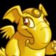 Gold Elephante