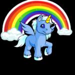 Sparkling Rainbow