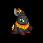 fire cybunny