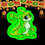 Festive Shenkuu Lantern Garland