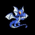 blue draik