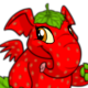 Strawberry Elephante