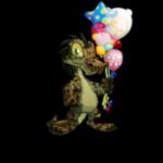 Polka Dot Balloons