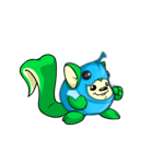 Fish Negg Meerca Costume