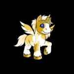 Sparkling Gold Tiara