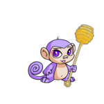 MiniMME7-B1: Honey Dip Staff
