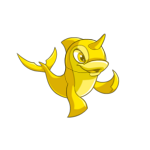 gold flotsam