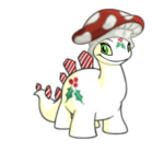 Handsewn Mushroom Hat
