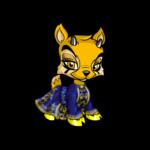Fantastic Ixi Robe