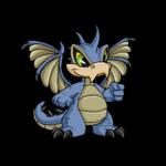 Neopet Scorchio Mutante
