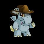 Elephante Detective Hat