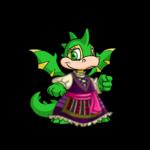 Scorchio Folk Dancer Dress