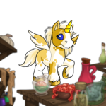 Potionery Table Foreground