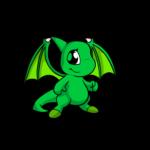 green shoyru