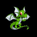 green draik