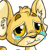 Sad Male Baby Kougra