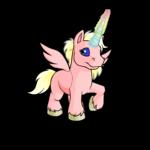 Rainbow Uni Horn