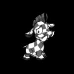 checkered moehog