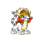 Kougra Warrior Princess Helm