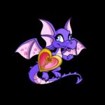 Shiny Toy Heart Shield