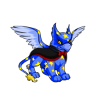 Eyrie Magician Cape