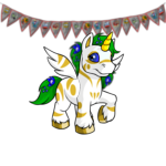 Virtupets Space Station Petpet Garland