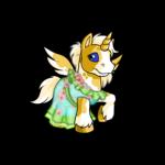 Fresh Flower Sun Dress