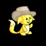 Kacheek Fishing Hat
