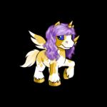 Layered Pastel Wig