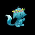 Flowery Kacheek Tiara