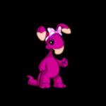 Pink Blumaroo Bow