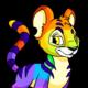 Rainbow Kougra