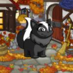 Autumn in Meridell Background