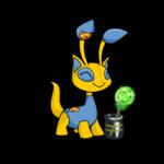Lucky Shamrock Lollypop