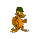 Jaunty Plaid Hat