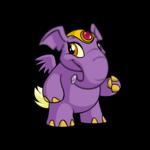 purple elephante
