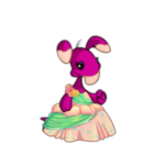 Flowy Spring Gown