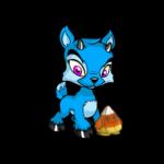 Halloween Geb Handheld Plushie