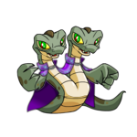 Dyeworks Purple: Elegant Mutant Cape