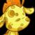 Blank Male Sponge Moehog