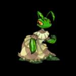 Demure Ruki Dress