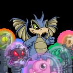 Eerie Crystal Balls