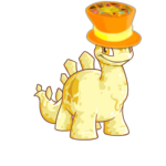 Crazy Altador Cup Foam Hat