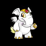 white elephante