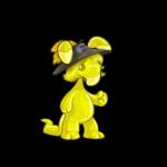 Fancy Blumaroo Hat and Wig