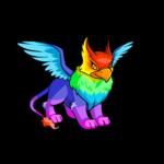 rainbow eyrie