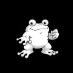 white quiggle